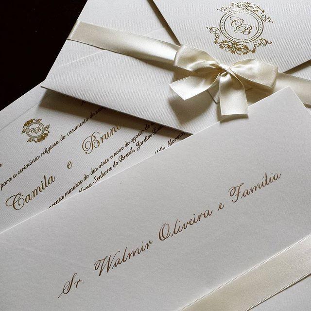 Endereçamento De Convites Assessora Da Noiva
